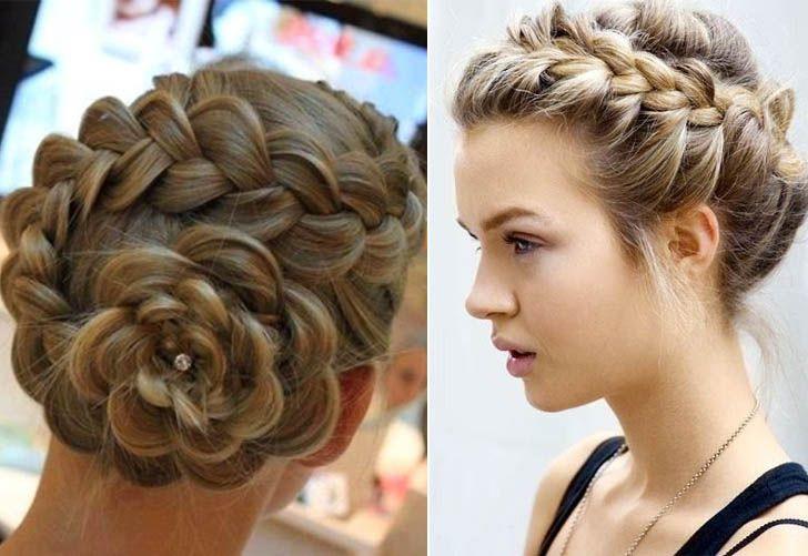 Braid Bun Hairstyles  23 Amazing Hair Bun Styles for Women with Long Hair