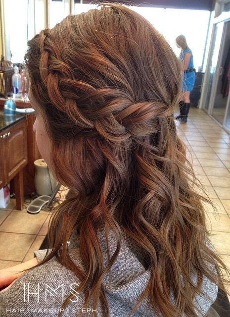 Braid Hairstyles For Shoulder Length Hair  18 Shoulder Length Layered Hairstyles PoPular Haircuts