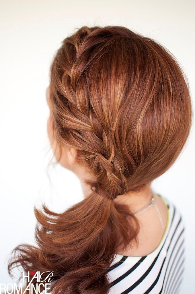 Braid Hairstyles For Shoulder Length Hair  26 Best Haircuts for Women Pretty Designs