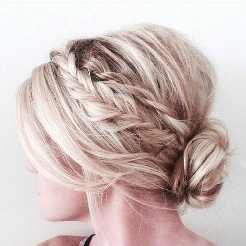 Braid Hairstyles For Shoulder Length Hair  50 Terrific Shoulder Length Hairstyles