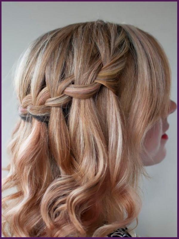 Braid Hairstyles For Shoulder Length Hair  Cute Hairstyles For Medium Length Straight Hair Styles