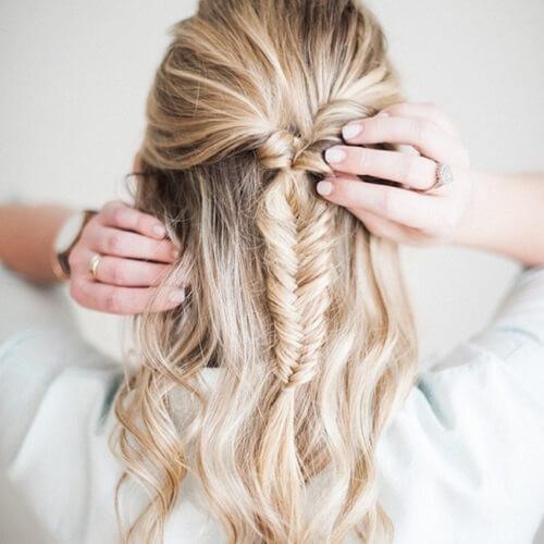 Braid Hairstyles For Shoulder Length Hair  50 Dazzling Medium Length Hairstyles