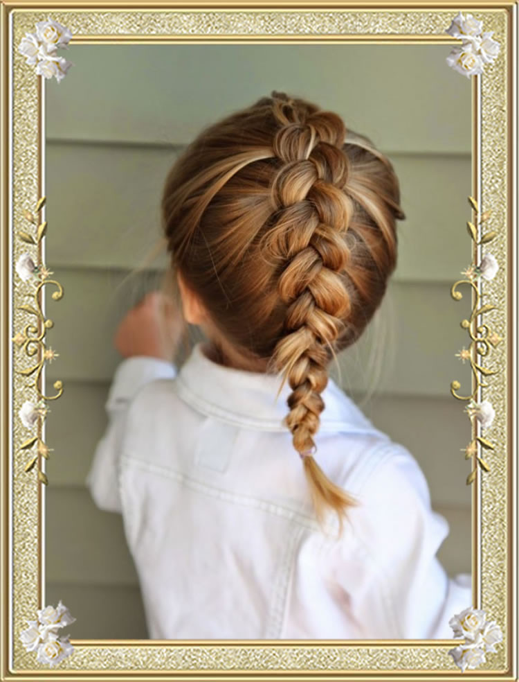 Best ideas about Braided Hairstyles For School . Save or Pin 50 Braided Hairstyles Back to School Now.