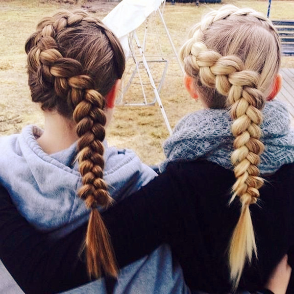 Best ideas about Braided Hairstyles For School . Save or Pin Up Do Hairstyles Vpfashion Now.