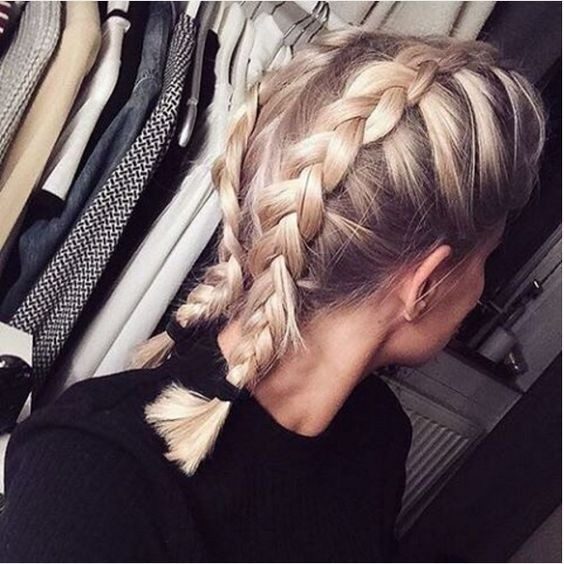 Best ideas about Braided Hairstyles For School . Save or Pin 10 Super Trendy Easy Hairstyles for School PoPular Haircuts Now.
