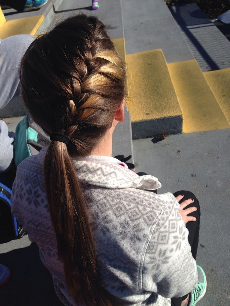 Best ideas about Braided Hairstyles For School . Save or Pin 20 Best Braid for Long Hair PoPular Haircuts Now.