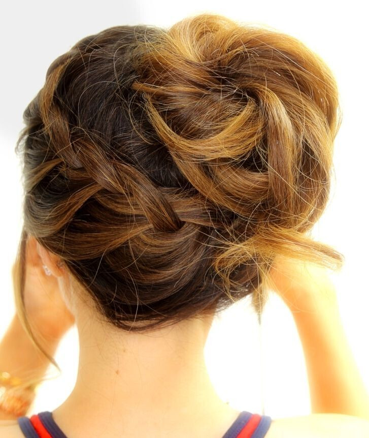 Best ideas about Braided Hairstyles For School . Save or Pin Trubridal Wedding Blog Now.