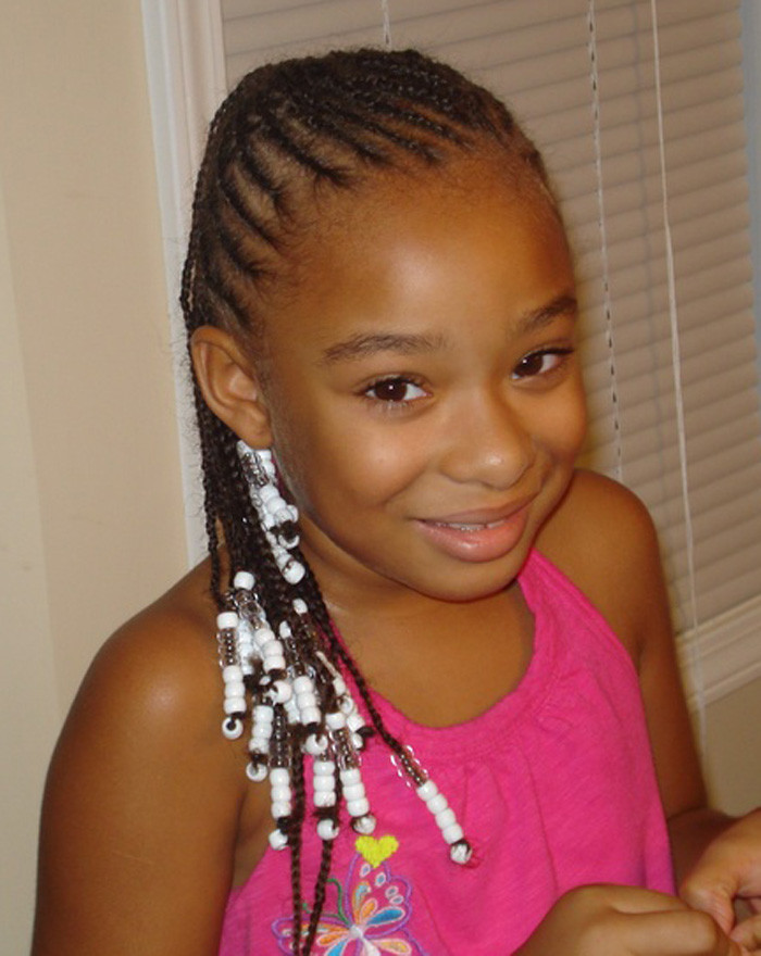 Braiding Hairstyles For Kids  Braided Hairstyles For Kids