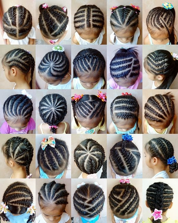 Braiding Hairstyles For Kids  Braids for Kids Nice Hairstyles