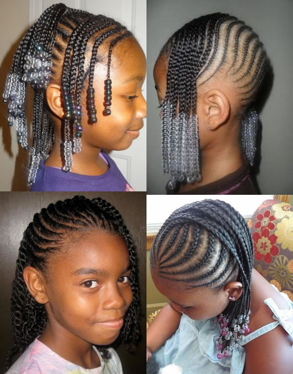 Braiding Hairstyles For Kids  55 Superb Black Braided Hairstyles That Allure Your Look