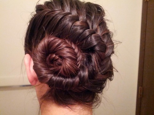 Braiding Hairstyles Tumblr  braided hairstyle