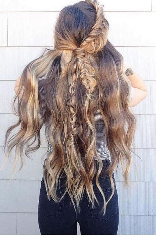 Braiding Hairstyles Tumblr  easy braids