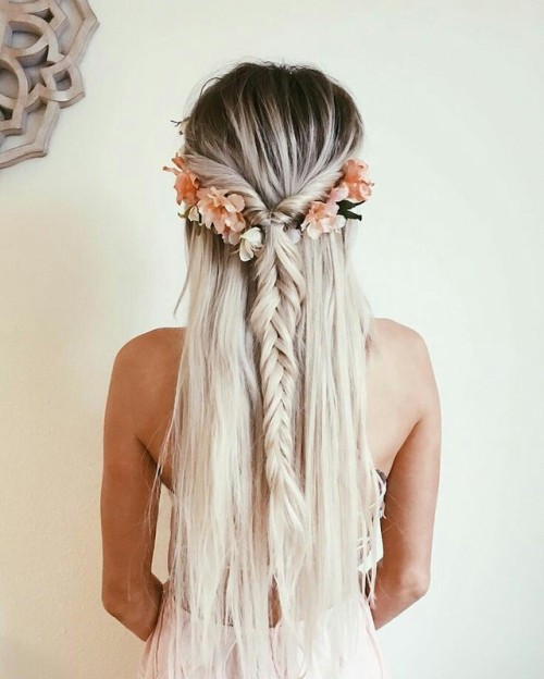 Braiding Hairstyles Tumblr  braided hair on Tumblr