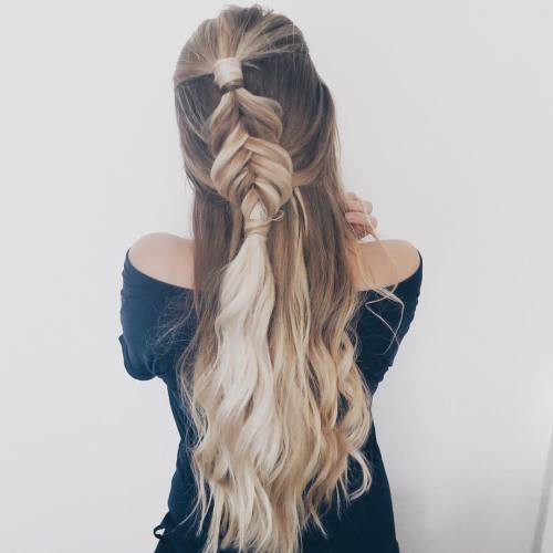 Braiding Hairstyles Tumblr  braid