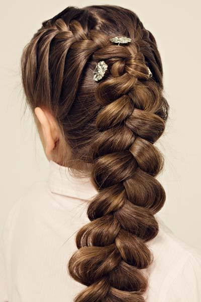 Braiding Hairstyles Tumblr  long hairstyles braids