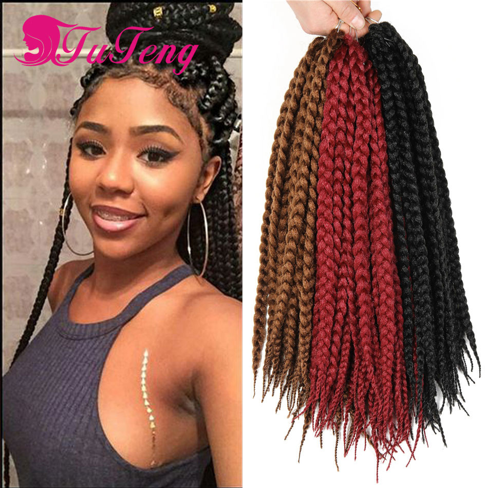 Braids Extension Hairstyles  52 Best Crochet Braids Hair Styles with Fashion