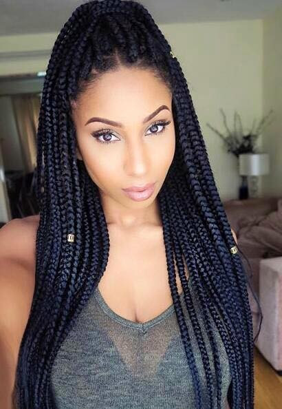 Braids Extension Hairstyles  Braid extensions