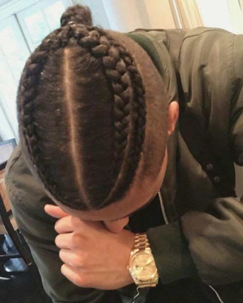 Braids Hairstyle For Men  Top 10 Cool Men Braided Hairstyle Ideas HairzStyle