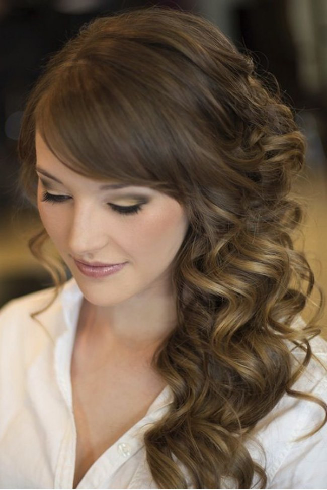 Bridesmaid Hairstyle  60 Wedding & Bridal Hairstyle Ideas Trends & Inspiration