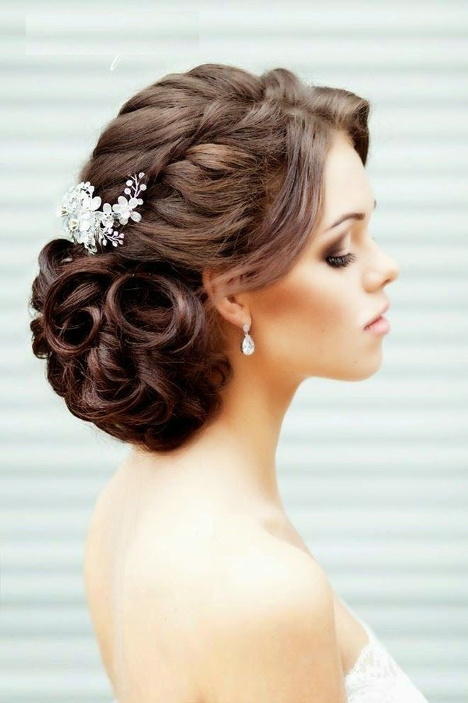 Bridesmaid Hairstyles  Top 25 Most Beautiful & Romantic Hairstyle Ideas for the