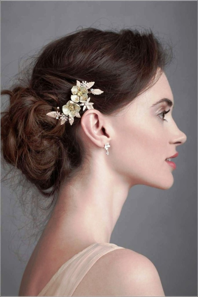 Bridesmaid Hairstyles For Thin Hair  9 Hairstyles with thin hair on your wedding day Whatever