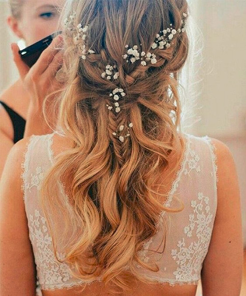 Bridesmaid Hairstyles For Thin Hair  Ever Best Wedding Hairstyles for Fine Hair