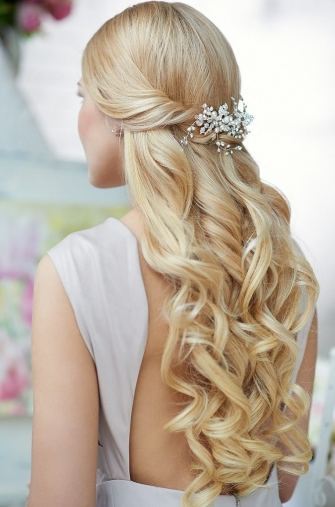 Bridesmaid Hairstyles For Thin Hair  39 Walk down the aisle with amazing wedding hairstyles for