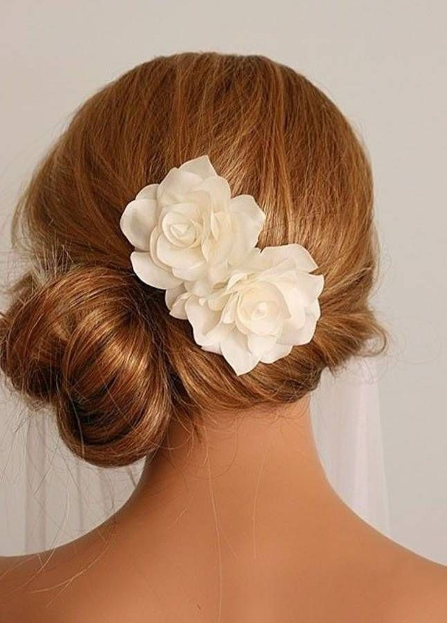 Bridesmaid Side Hairstyles  16 Glamorous Bridesmaid Hairstyles for Long Hair Pretty