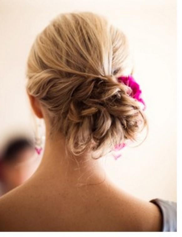 Bridesmaid Side Hairstyles  Side Hairstyles For Bridesmaids
