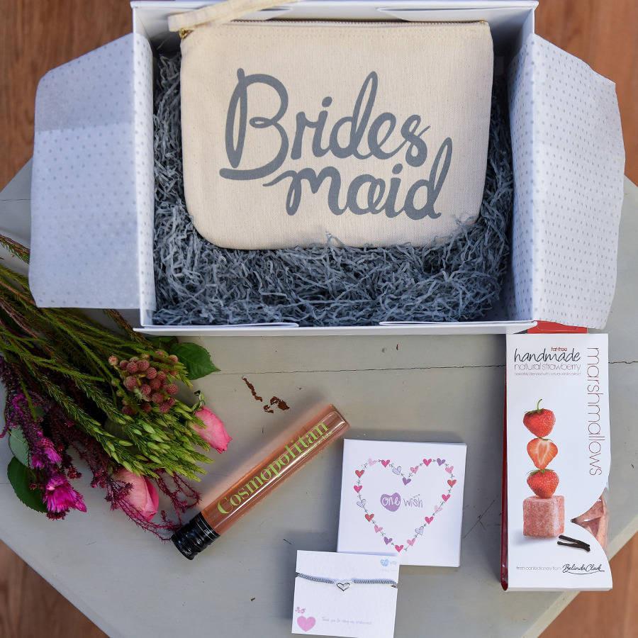 Bridesmaid Thank You Gift Ideas  Thank You Gifts Bridesmaids