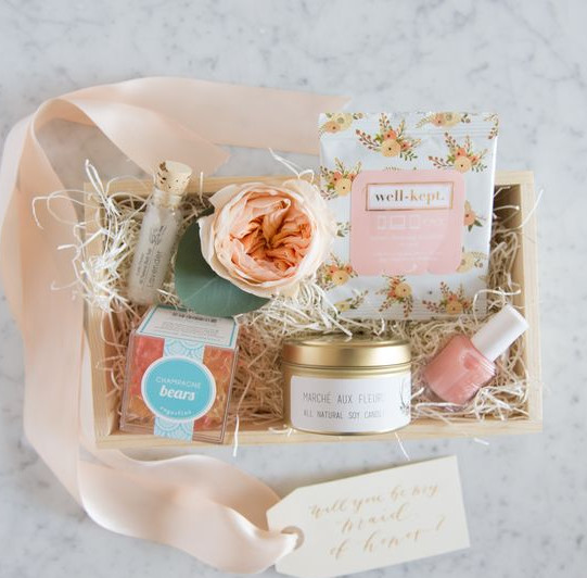 Bridesmaid Thank You Gift Ideas  Monday Musings The Cutest Bridesmaid Gifts that Wont