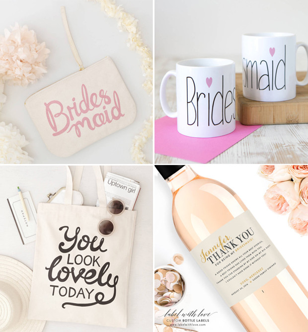 Bridesmaid Thank You Gift Ideas  The Best Bridesmaid Gift Ideas