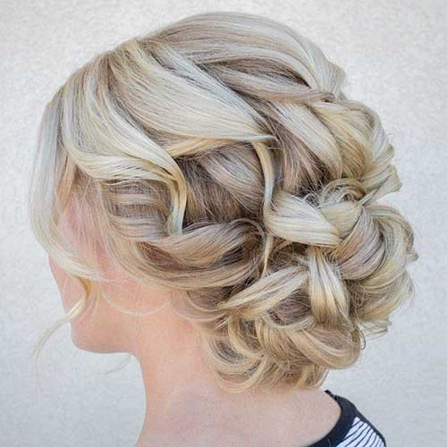 Bridesmaids Hairstyle  35 Bridesmaids Hair