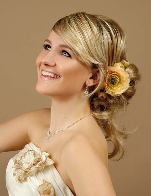 Bridesmaids Hairstyle  Bridesmaid Hairstyles