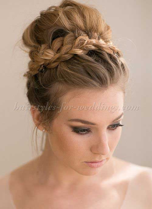 Bridesmaids Hairstyle  35 Popular Wedding Hairstyles for Bridesmaids