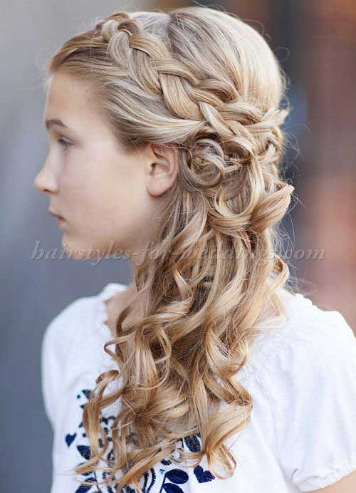 Bridesmaids Hairstyle  25 Best Hairstyles for Bridesmaids