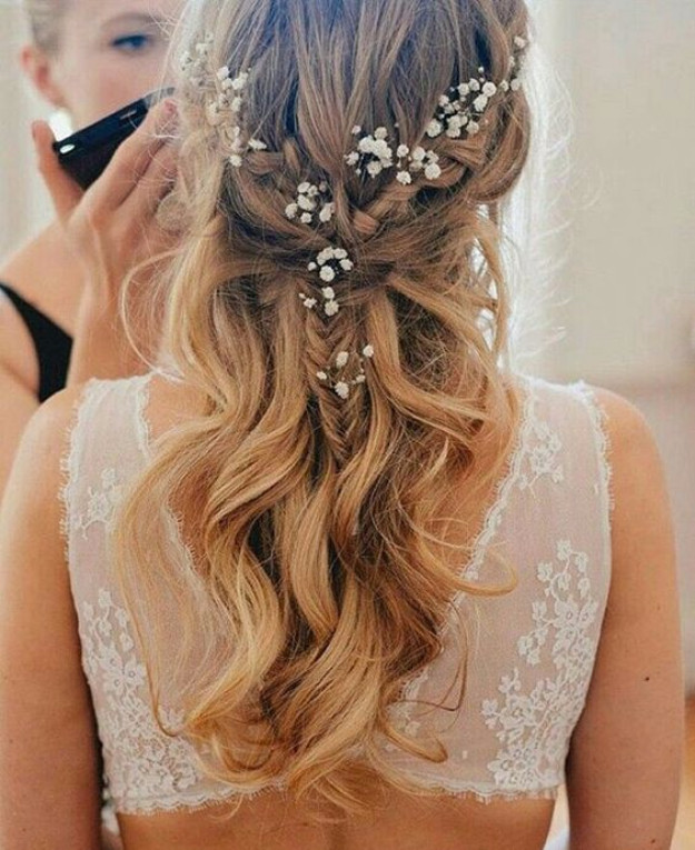 Bridesmaids Hairstyle  24 Beautiful Bridesmaid Hairstyles For Any Wedding The