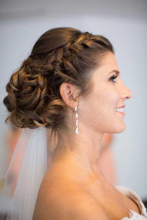 Bridesmaids Hairstyles  35 Popular Wedding Hairstyles for Bridesmaids