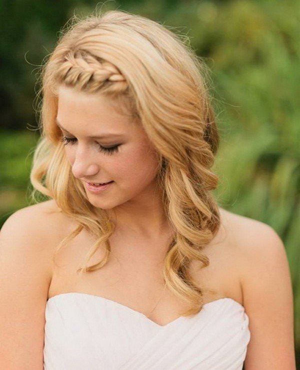 Bridesmaids Hairstyles For Medium Length Hair  30 Wedding Hairstyles For Medium Hair