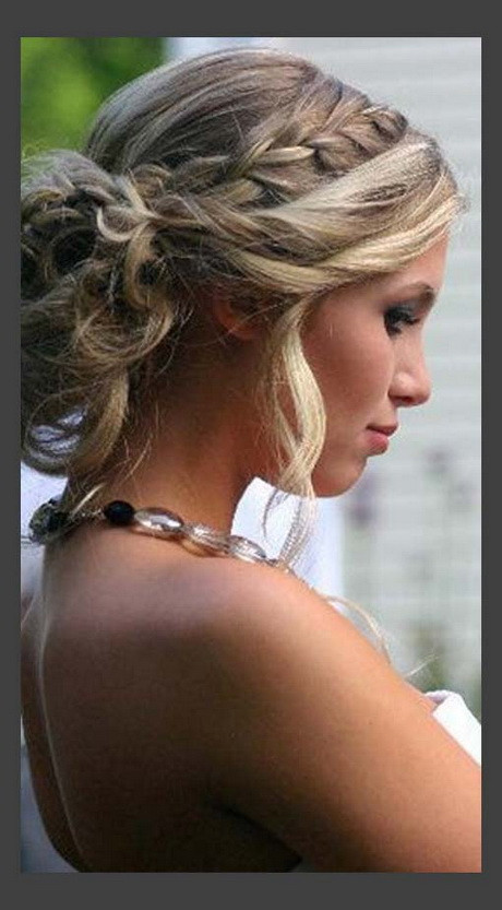 Bridesmaids Hairstyles For Medium Length Hair  Wedding hair styles for medium length hair