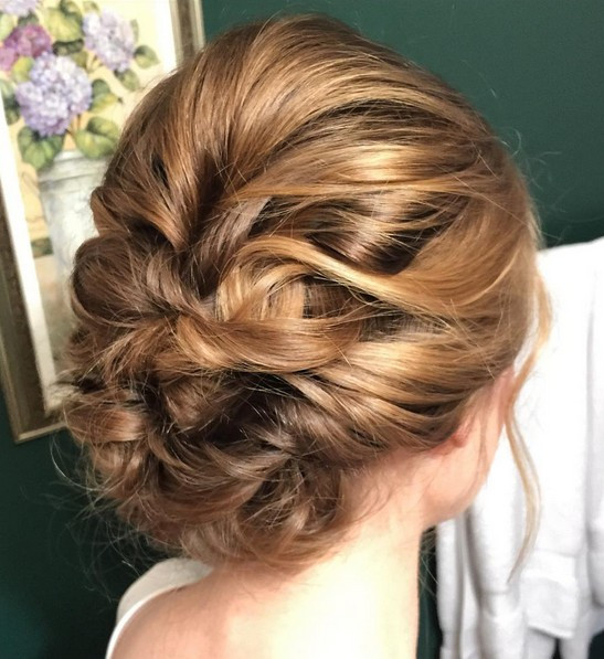 Bridesmaids Hairstyles For Medium Length Hair  27 Super Trendy Updo Ideas for Medium Length Hair