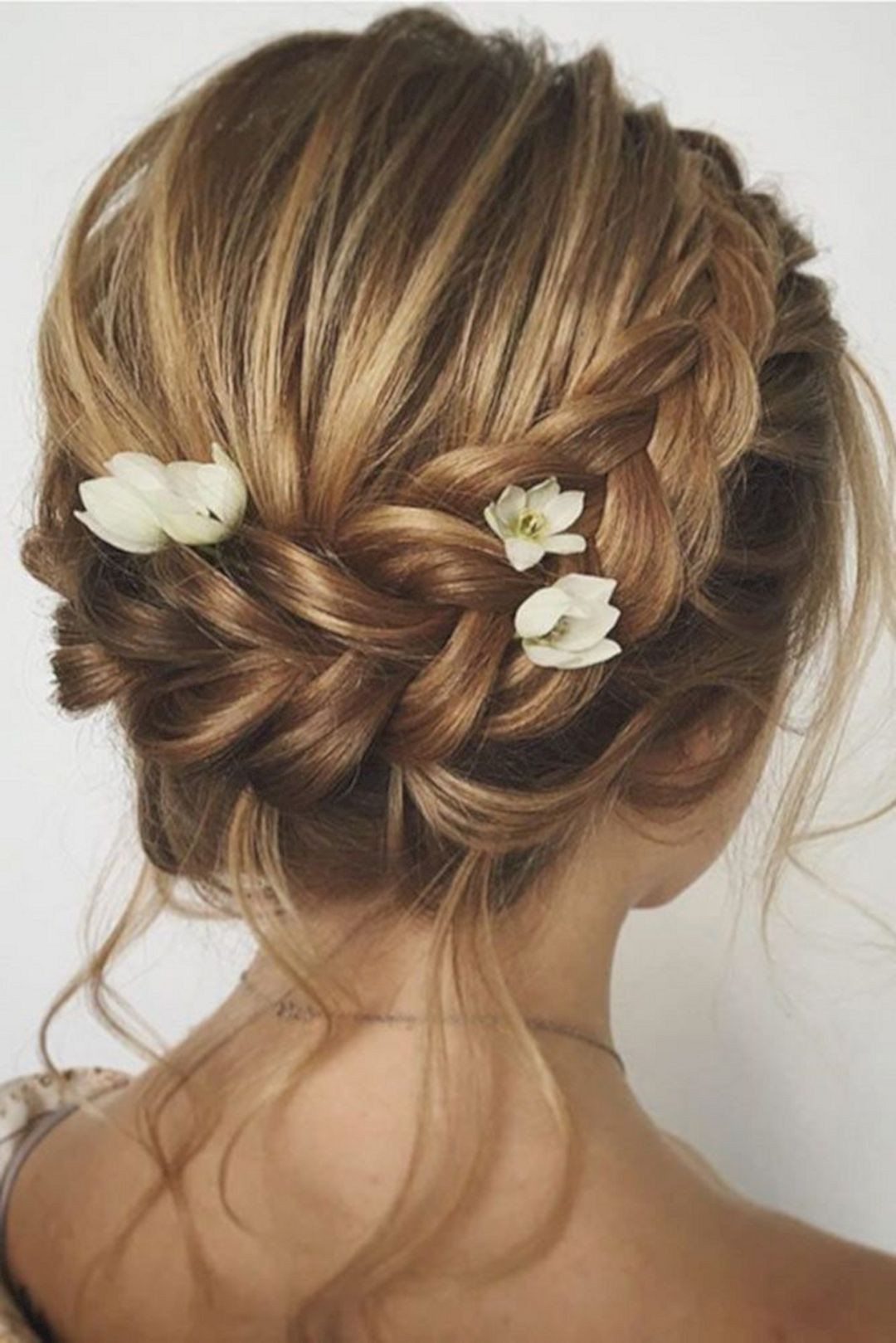 Bridesmaids Hairstyles  Wedding Bridesmaid Hairstyles for Short Hairs – OOSILE