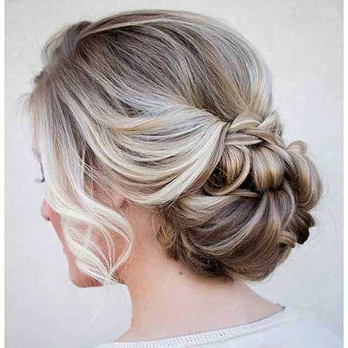Bridesmaids Hairstyles Up  Bridesmaid Hairstyles for Long Hair