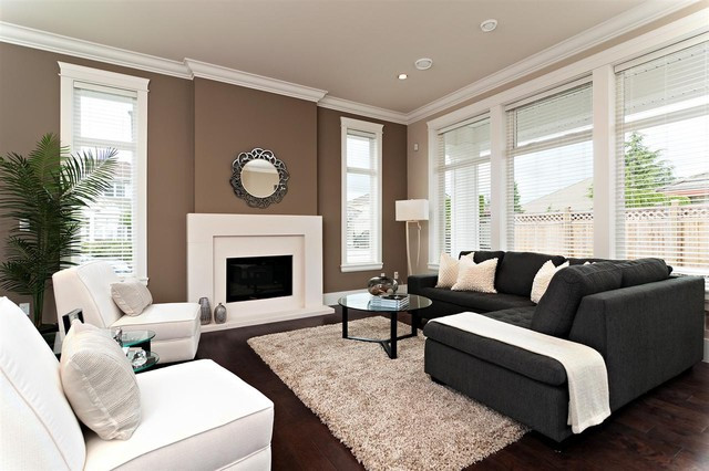 Best ideas about Brown Accent Walls . Save or Pin Shades to Go With My Wall Colour Now.
