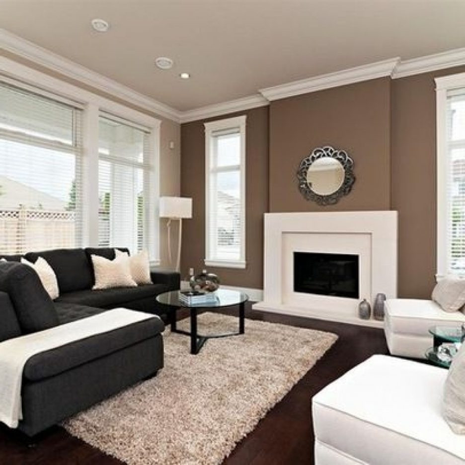 Best ideas about Brown Accent Walls . Save or Pin 15 The Best Wall Accents For Tan Room Now.