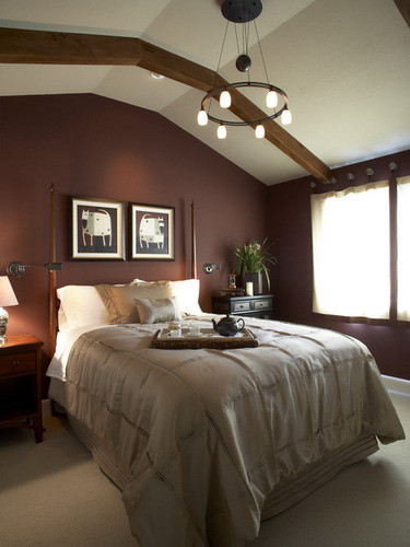 Best ideas about Brown Accent Walls . Save or Pin How to Decorate Your Bedroom with Brown Accent Wall Home Now.