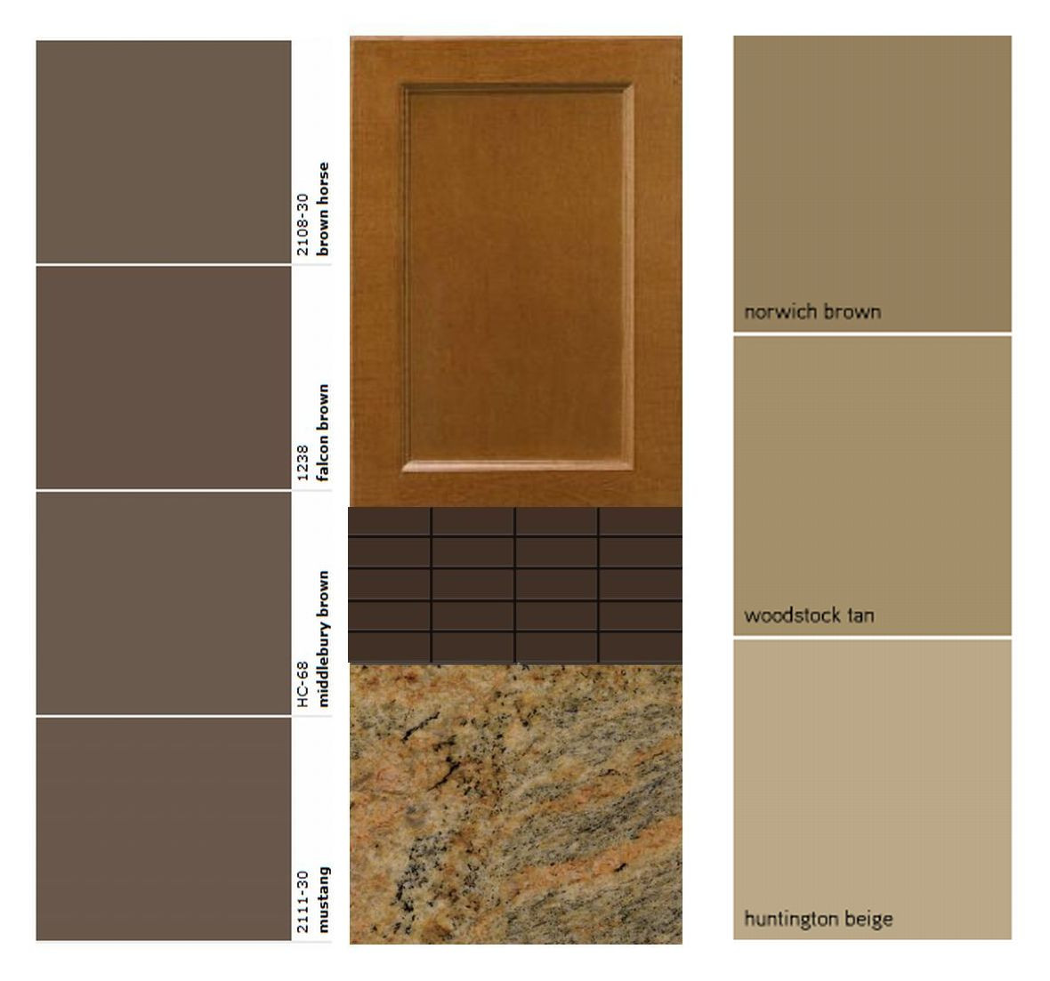 Best ideas about Brown Paint Colors . Save or Pin Carmen's Corner WARM OR COOL PAINT COLORS Now.