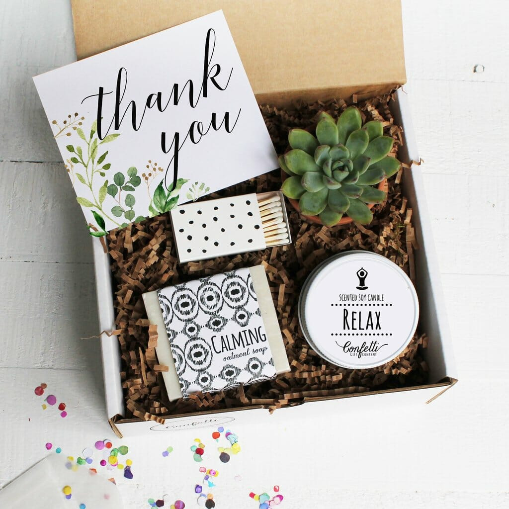 Business Thank You Gift Ideas  25 Thank You Gift Ideas That Will Really Show Your
