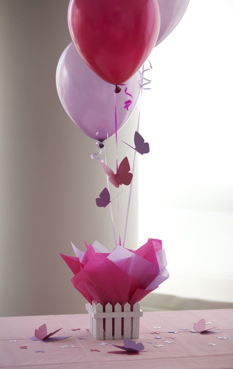 Best ideas about Butterfly Birthday Decorations . Save or Pin Reserved Listing for Neringa Butterfly Birthday Party Now.