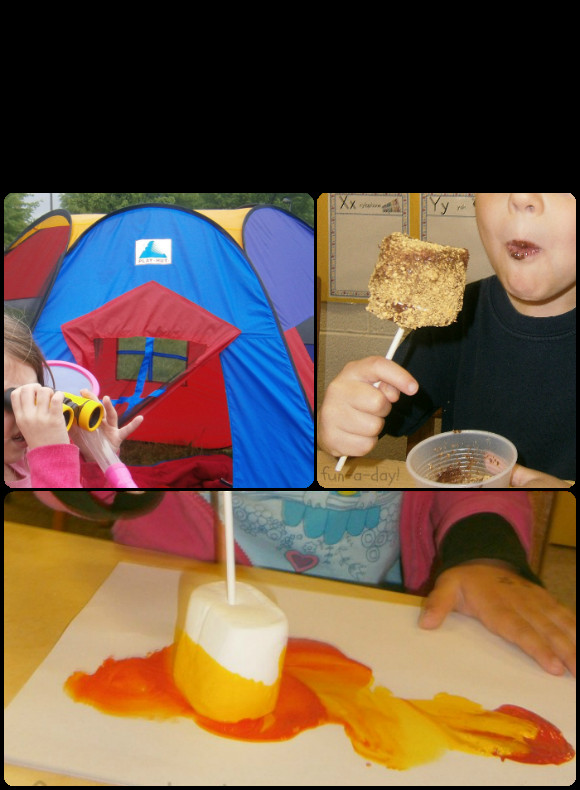 Camping Crafts For Preschoolers  Fantastic Activities for a Preschool Camping Theme